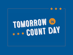 Tomorrow is Count Day