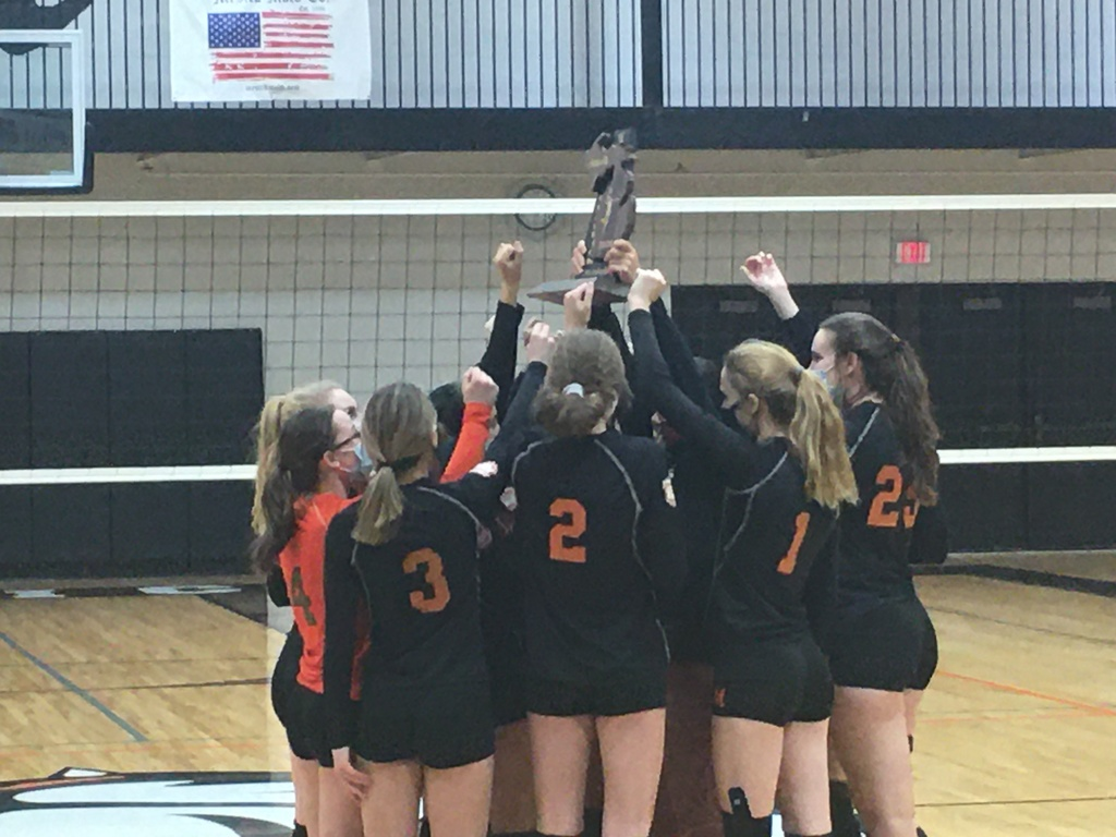 Volleyball Regional Champs Pic