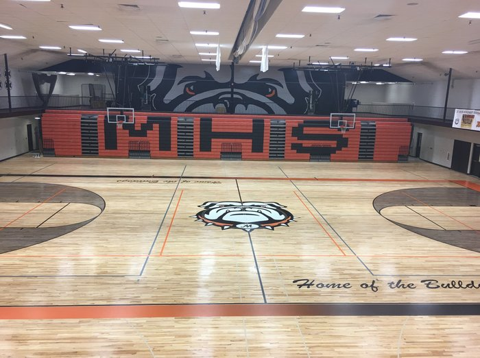 MHS Home of the Bulldogs: Arena