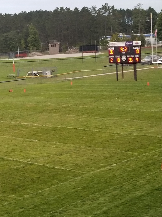 JH FB vs Brethren