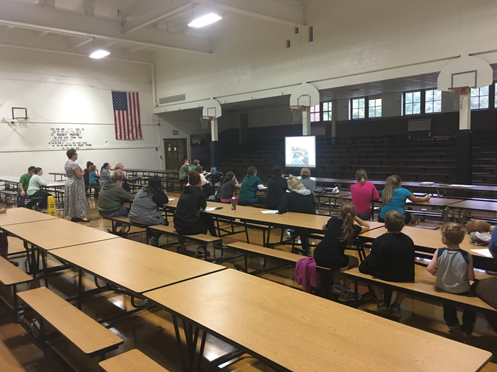 Camp Kett Parent Meeting
