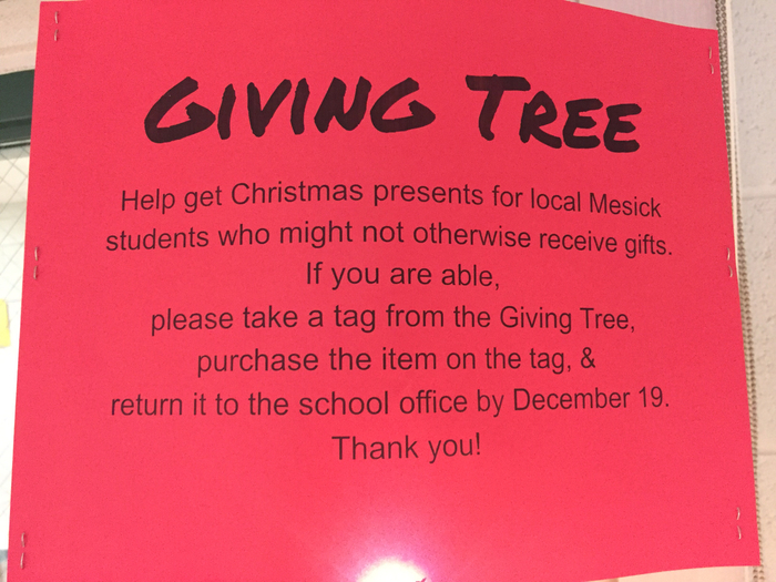 Giving tree 2