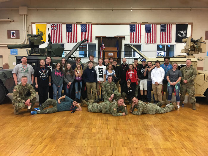 National Guard Visit