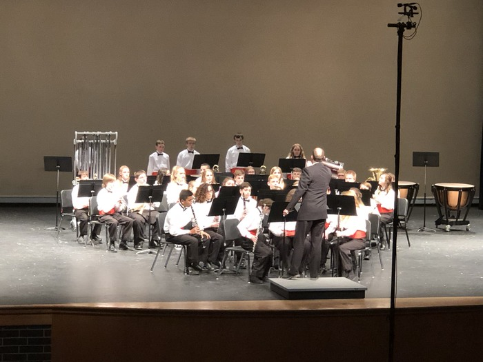 Jr High Band