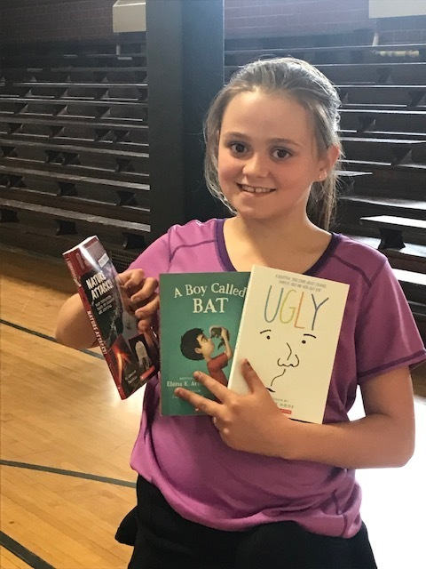 4th Gr Summer Book Picks