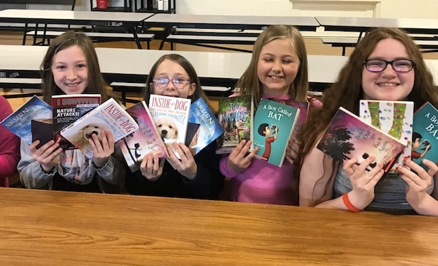 5th Grade Summer Book Selection
