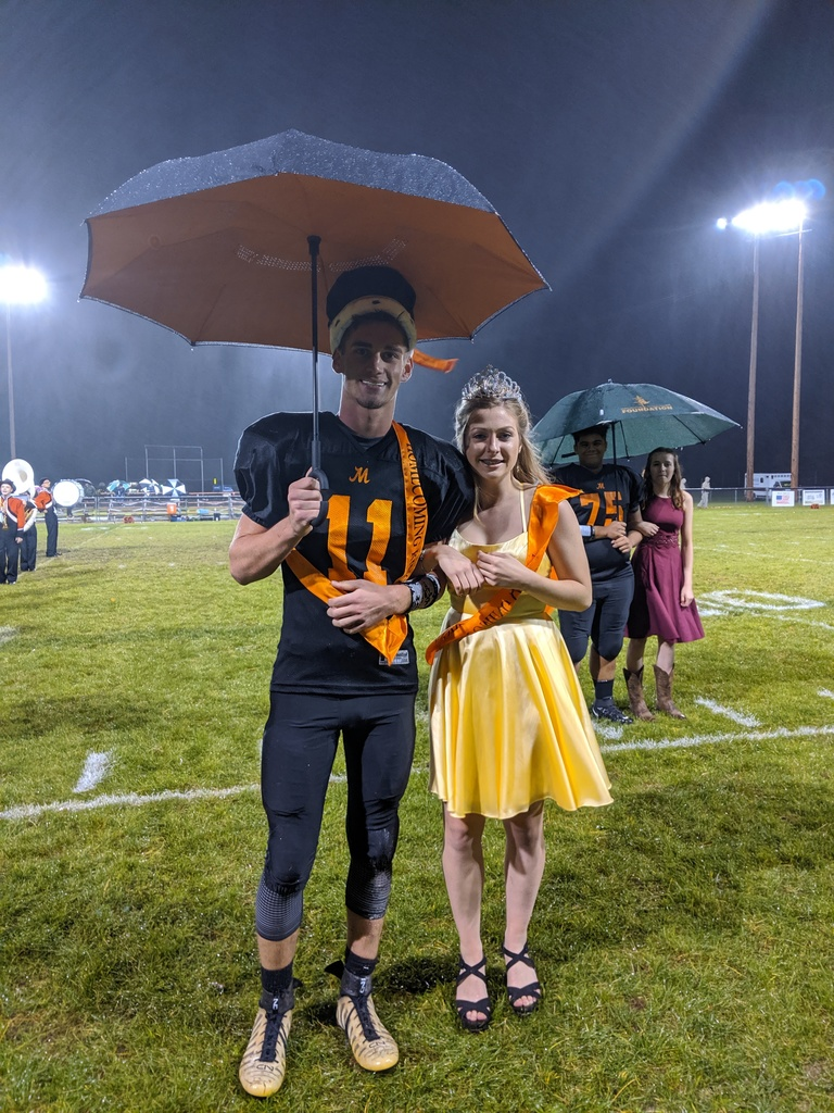 Homecoming Game 2019