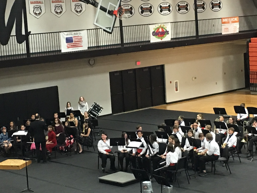 Junior High Bands