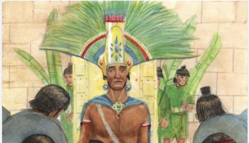 Moctezuma from our reading unit
