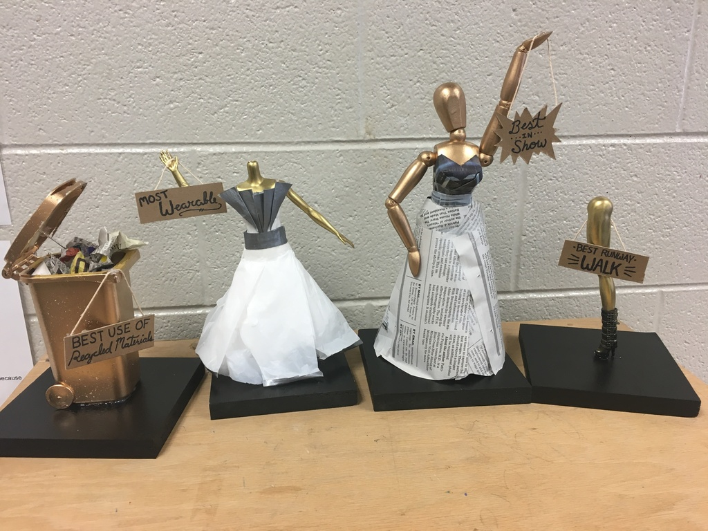 Trashion Trophies