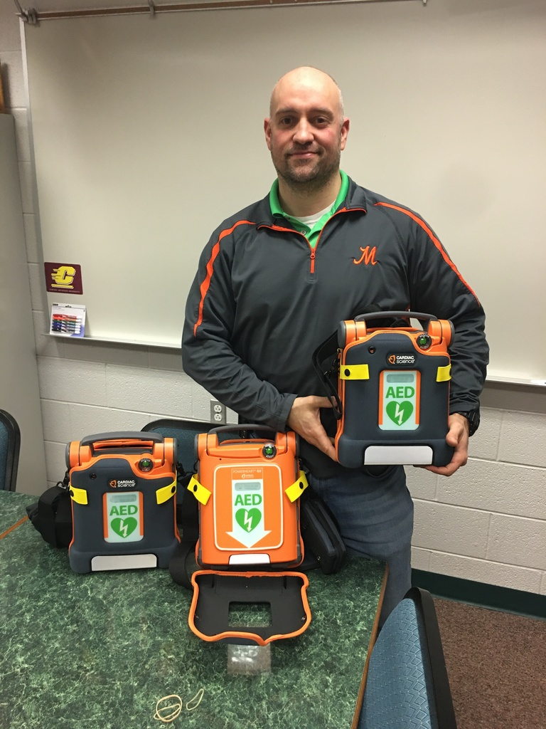 Fowler Displaying AEDs