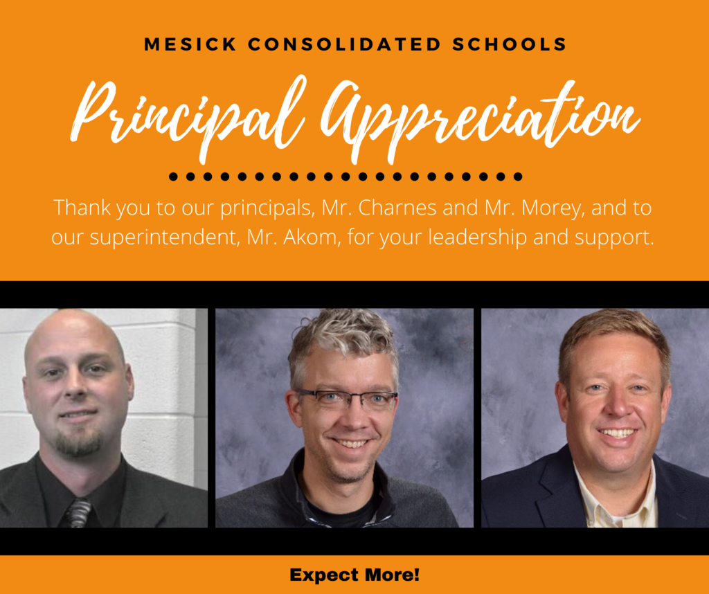 Happy Principal Appreciation Day!