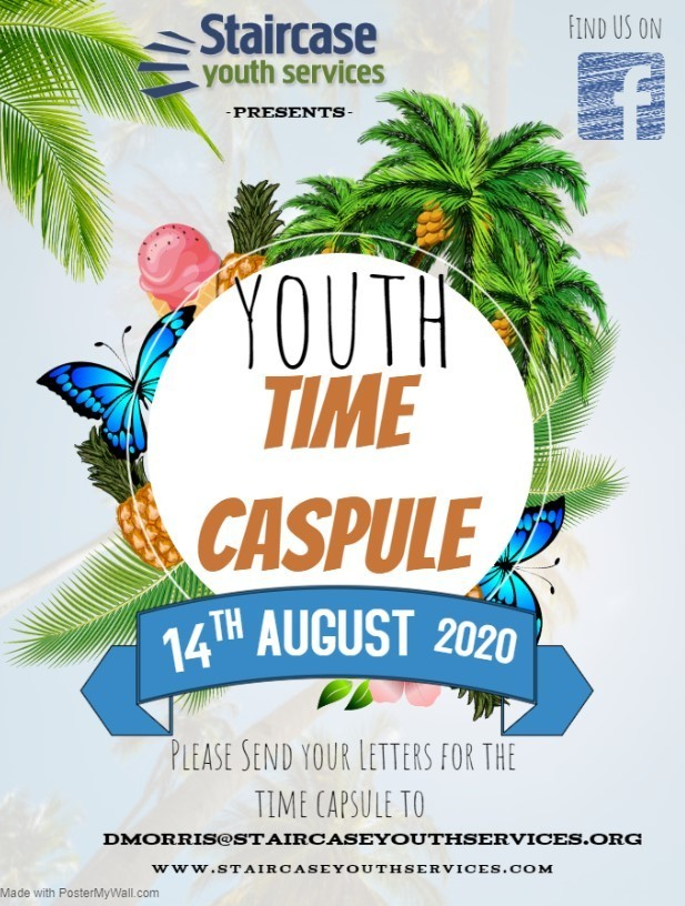 Flyer for Time Capsule