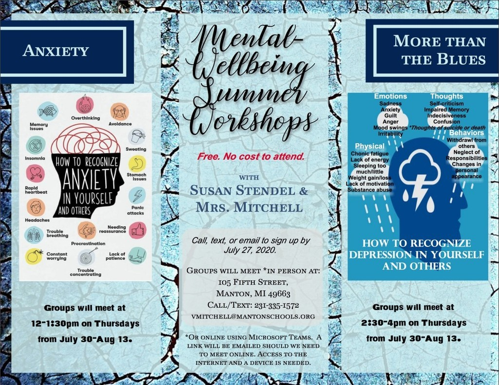 Mental Well Being Flyer