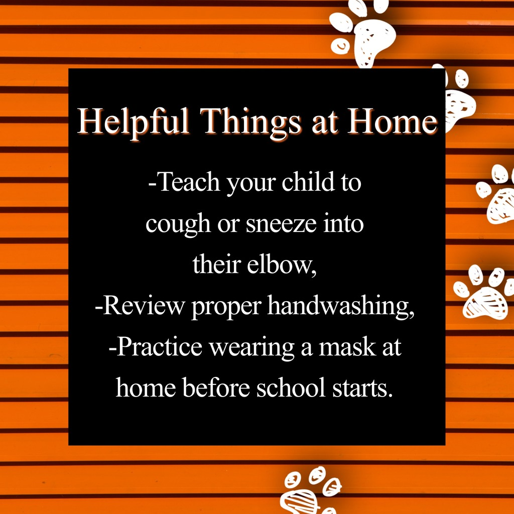Helpful Hints for at Home