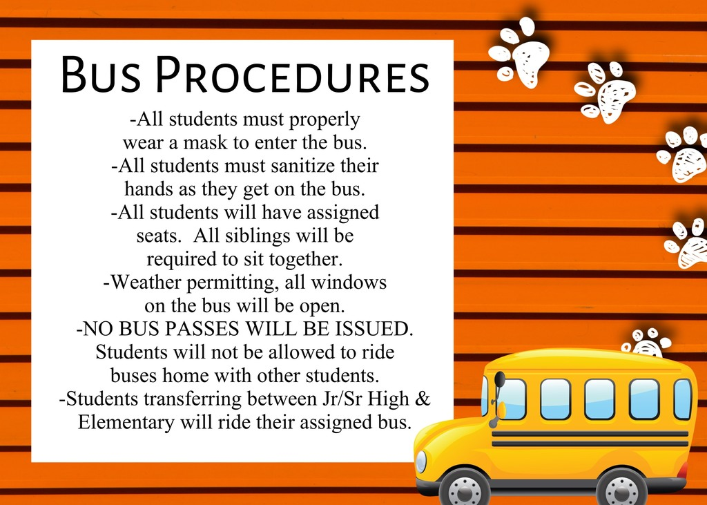 Bus Procedures