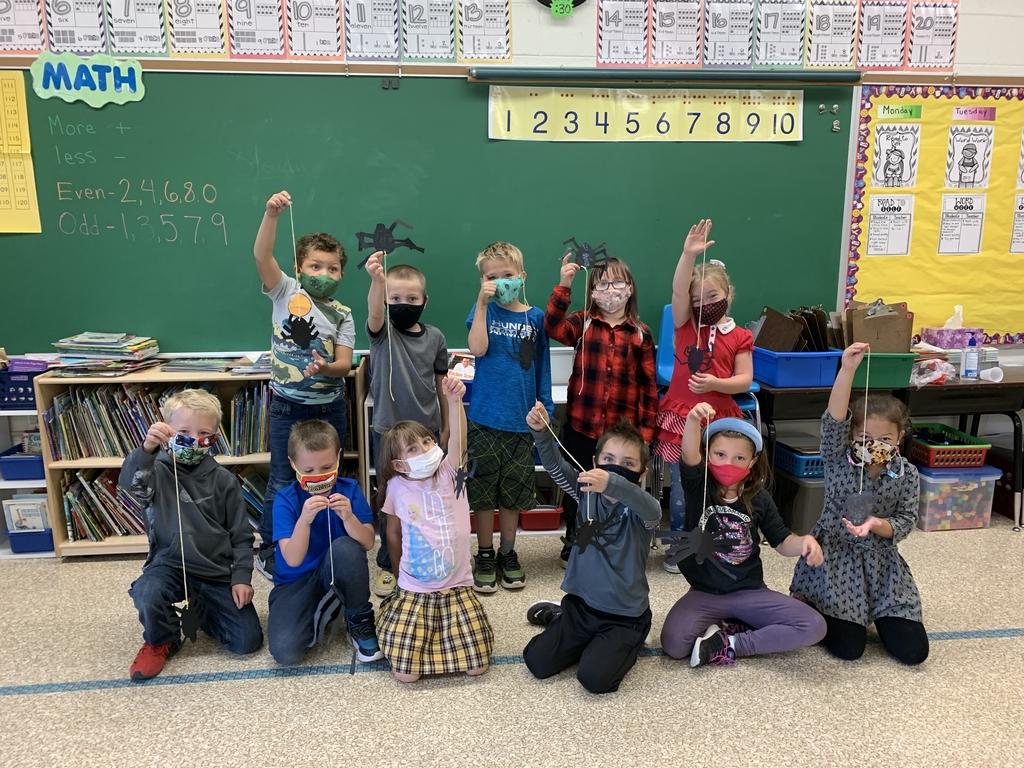 MacEachern 1st Grade